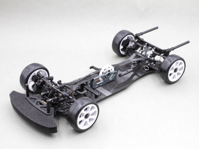 Destiny - RX-10F 2.0 1/10 Scale Front Wheel Drive Competition Touring Car Kit (DRX-00008)