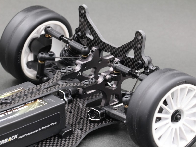 Destiny - RX-10FF 1/10 Scale Front Wheel Drive Competition Touring Car Kit (DRX-00004)