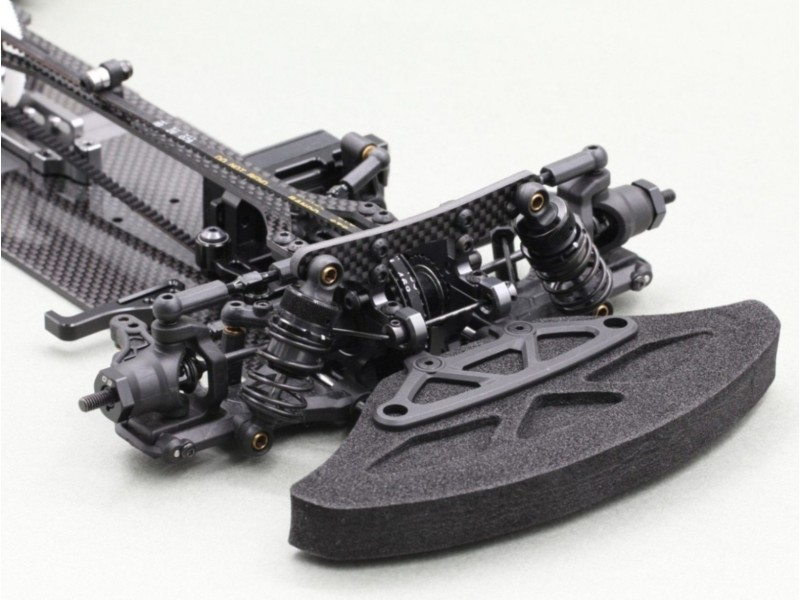 Destiny - RX-10SR 2.0 1/10 Scale Competition Touring Car Kit (Graphite Chassis Edition) (DRX-00005)