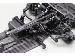 Destiny - RX-10SR 2.0 1/10 Scale Competition Touring Car Kit (Aluminum Flex Chassis Edition) (DRX-00006)