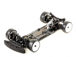 Destiny - RX-10SR 1/10 Scale Competition Touring Car Kit (Basic Kit / 37T) (DRX-00003)
