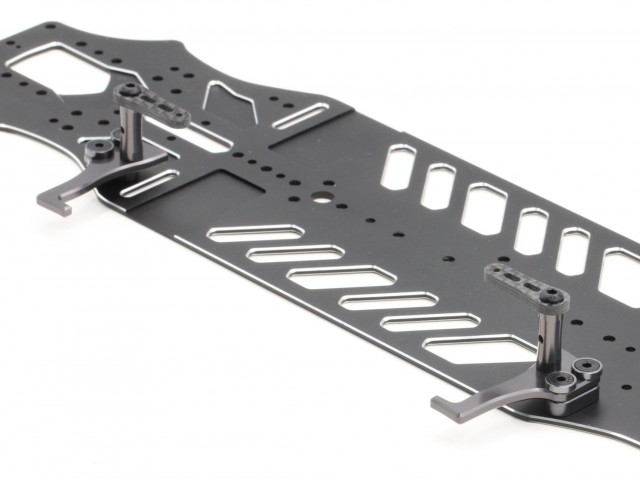 Destiny - Destiny Aluminum Battery Bracket Set (V2) (O10218)