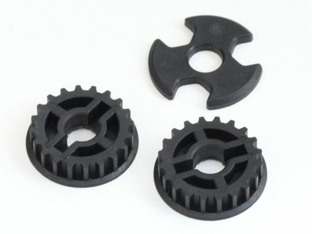 Destiny - Plastic Center Pulley Set (D10072)