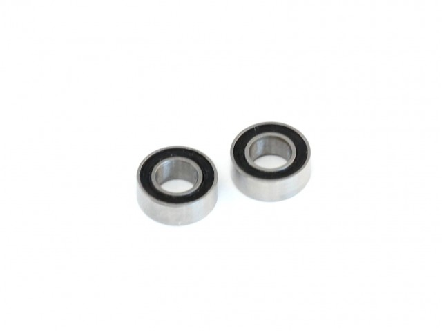 Destiny - 4x8x3 Ball Bearing (Rubber Seal) (D10125)