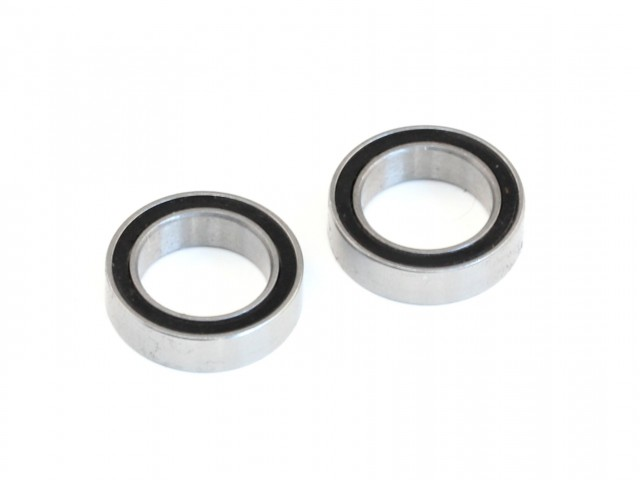 Destiny - 10x15x4 Ball Bearing (Rubber Seal) (D10129)