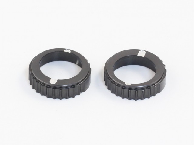 Destiny - Aluminum Adjustment Ball Bearing Hub, 2 pcs (O10124)