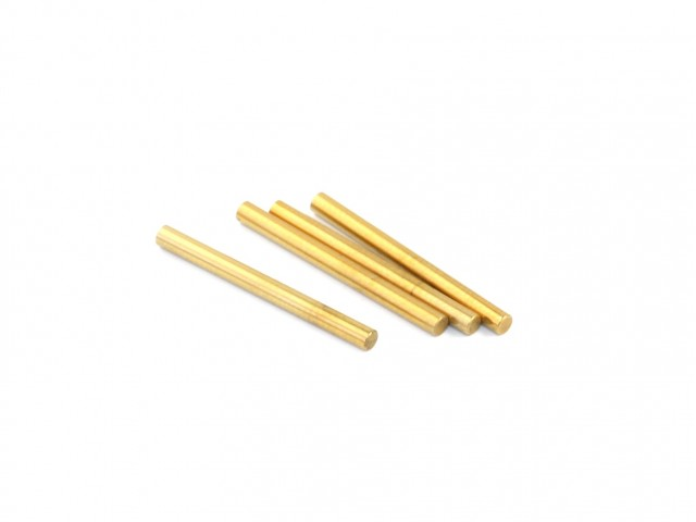 Destiny - Outer Suspension Arm Pin (2x23mm), Ti Coated (O10143)