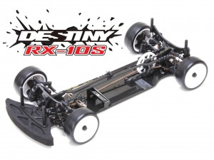Destiny Japan - RX-10S 1/10 Scale Competition Touring Car Kit (DRX-00001)
