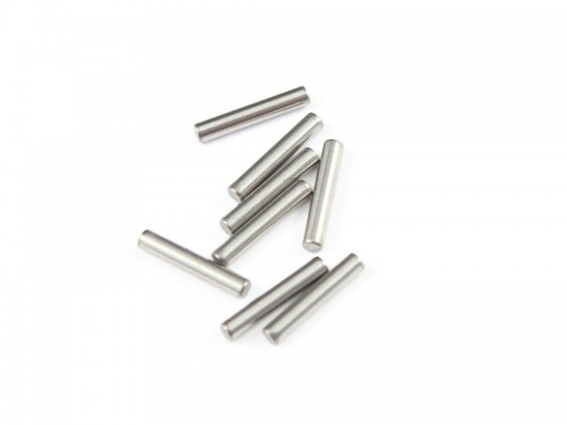 Radtec - 1.6x9mm Harden Joint Pin, 8 pcs (PDJ-10001)