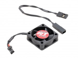 "Radtec - ""FREEZE"" 30x30mm Cooling Fan (V3), with JST plug and extenion wire (MA-10016)"