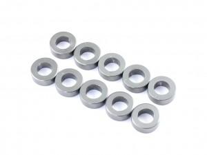 Radtec - 3x5.5x0.5mm Aluminum Spacer, 10 pcs, Titanium (AC-10009)