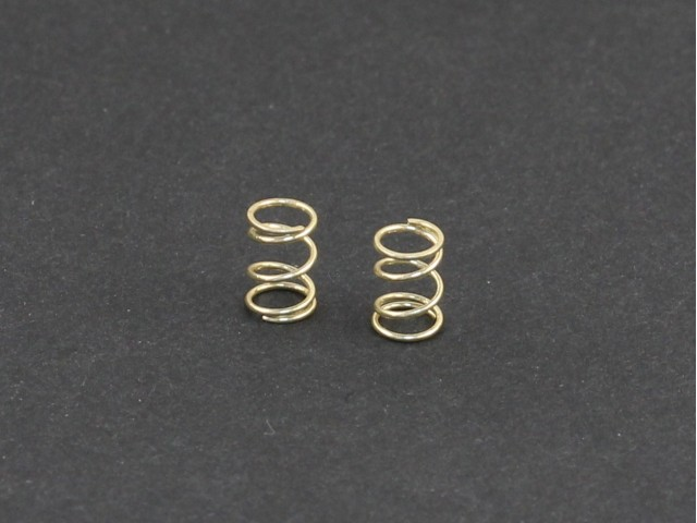 Roche - Front Springs (Medium), Gold (330164)