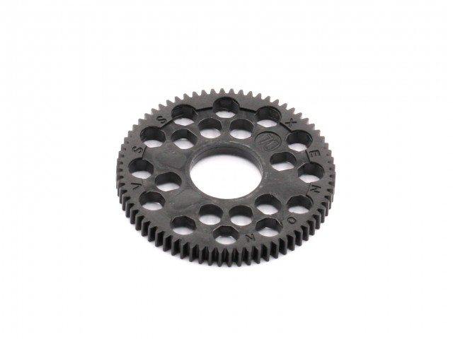 Roche - Xenon TDD 64 Pitch 70T Spur Gear, Black (440033)
