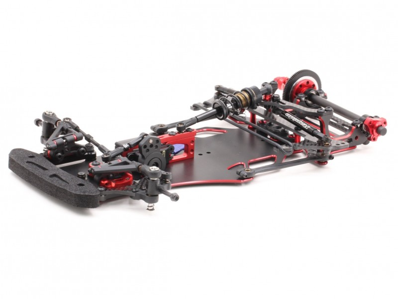 Roche - Rapide P12 EVO US Spec (Solid Axle) 1/12 Competition Car Kit (151013)