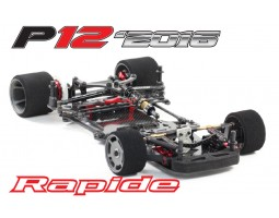 Roche - Rapide P12-2016 1/12 Competition Car Kit (151005)