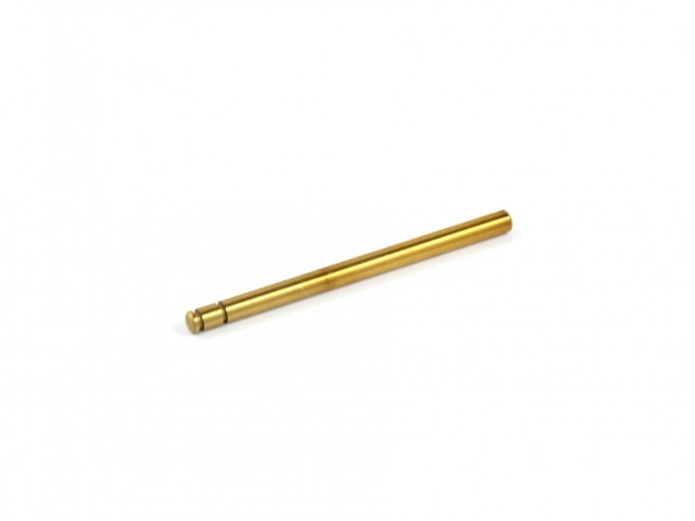 Roche - Rapide Micro Shock Shaft, Titanium Coated (330108)