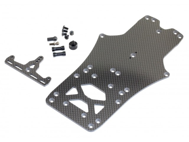 Roche - Rapide P12 Floating Servo Chassis Conversion Kit (220037)