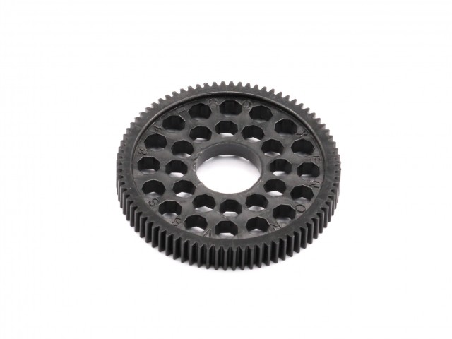 Roche - Xenon DD 64 Pitch 76T Spur Gear, Black (440035)