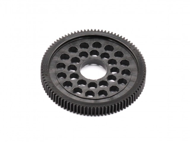 Roche - Xenon DD 64 Pitch 96T Spur Gear, Black (440041)