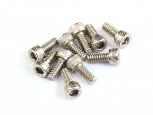 "Roche - 4-40x1/4"" Cap Head Screw, 10 pcs (530001)"
