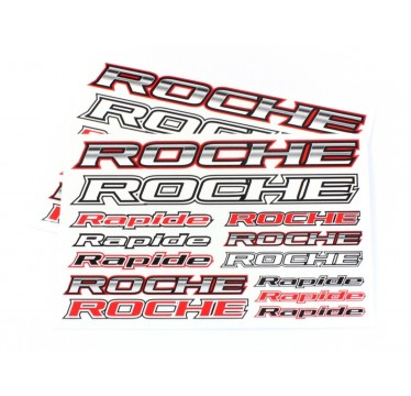 Roche - Rapide Sticker Set, 10x15cm, 2 pcs (710006)