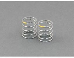 Roche - Shock Spring (SMJ / Progressive) 1.4x14.2x20mm 5.375 Coils, T2.5-2.7 (Yellow) (330109)