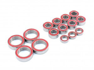 Roche - Ceramic Ball Bearing Sets for Yokomo BD7-2014/2015, 15 pcs (CBB-CB10R)