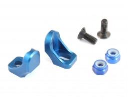 Roche - Aluminum Adjustable Battery Holder Set for BD7, Blue (BD7-09)
