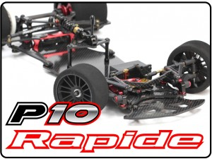 Roche - Rapide P10 1/10 200mm Competition Pan Car Kit (151002)