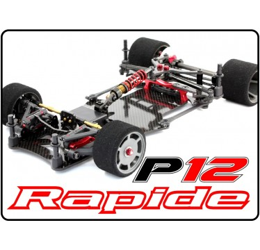 Roche - Rapide P12 1/12 Competition Car Kit (151001)