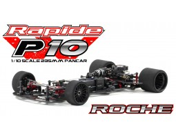 Roche - Rapide P10W 1/10 235mm Competition Pan Car Kit (151003)