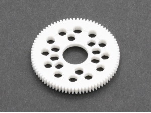 Xenon - 64 Pitch VVS EX Spur Gear for pancar & touring car, 85T (G64-3085)