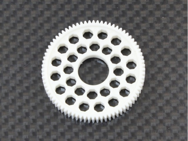 Xenon - 64 Pitch VVS for DD Spur Gear, 76T (G64-1076)